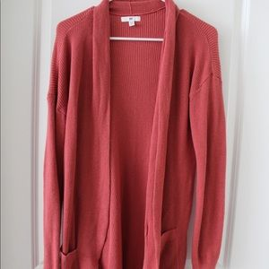 Bp sweater with pockets